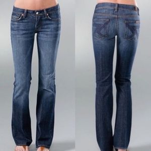 7 for All Mankind Flynt Jean Sz 28